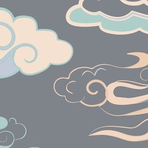 CLOUDS_VERTICAL_GREY_SEAMLESS_STOCK