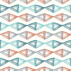bow tie sribble