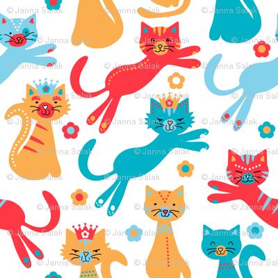 Scandinavian Cats