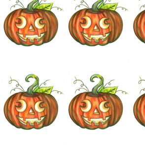 Jack-o-lantern Halloween Pumpkin
