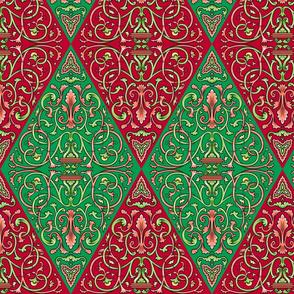 Medieval Rhombuses 25