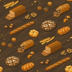 Pixel Bread Bakery