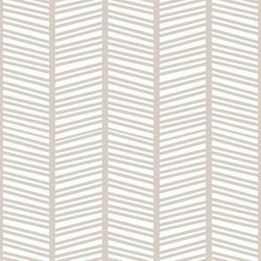 Herringbone Arctic Gray
