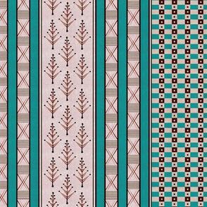 inca weaves turquoise 24