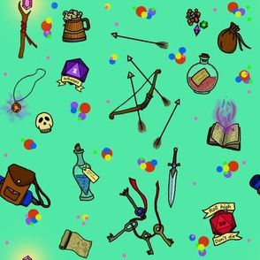 Dungeon Adventurer