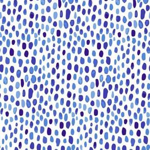 Indigo dots