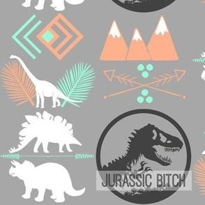Jurassic Bitch Custom