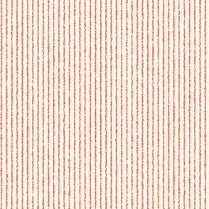 Creepy Stripe ~ Coral Reef on Cosmic Latte