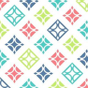 Diamond Tiles Reef