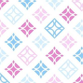 Diamond Tiles Baby