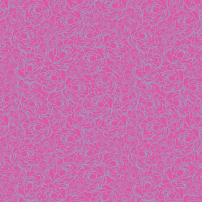 Pink_Tropical_party_Rose_Stock