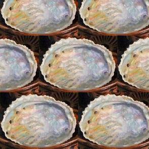 abalone half brick