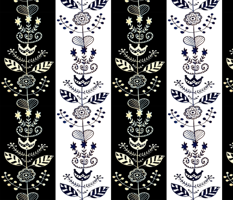 Scandinavian fabric by belana on Spoonflower - custom fabric
