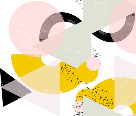 shape shifter fabric by alison_janssen on Spoonflower - custom fabric