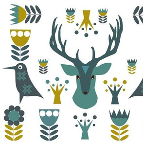 Scandinavian Stags