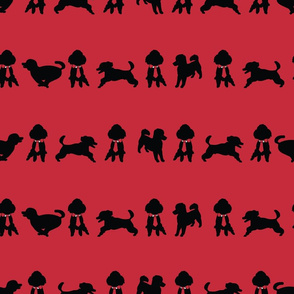 Red_Happy_Poodle_Stripes_Stock