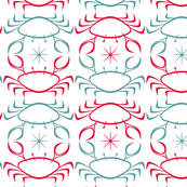 astrology cancer crabs 12 10 18.svg on white