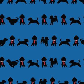 Blue2_Happy_Poodle_Stripes_Stock