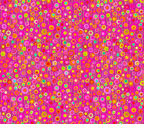 Meadow fabric by pichi on Spoonflower - custom fabric