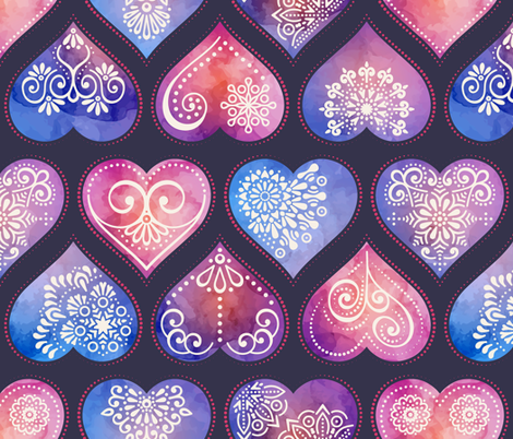 It's Complex fabric by chiqdesign on Spoonflower - custom fabric