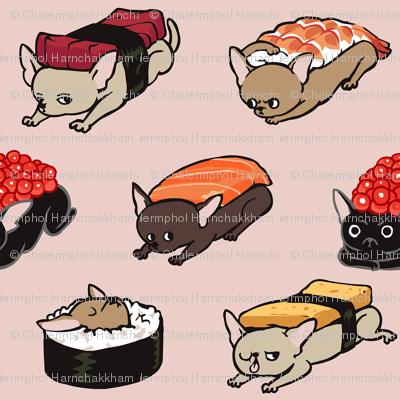 Sushi Chihuahuas