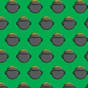 Pot of Gold - Green