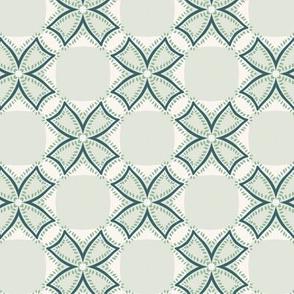 Vintage Ribbons-Verde