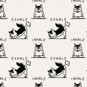 Inhale Exhale Husky