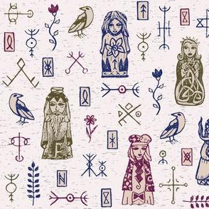 ancient Scandinavian art