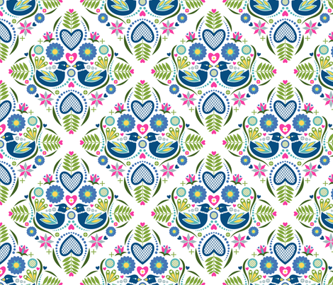 Lagom fabric by jewelraider on Spoonflower - custom fabric