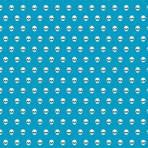 Itty Bitty Skull Dots 2