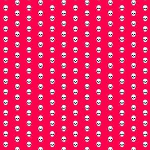 Itty Bitty Skull Dots 1