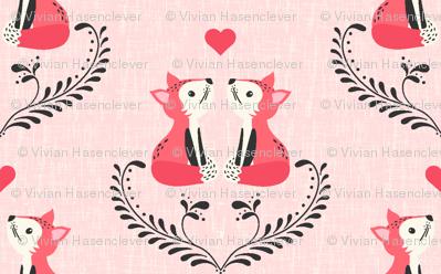 valentine fox
