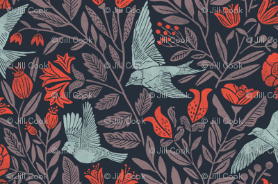 Scandinavian Birds