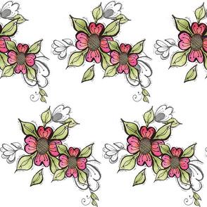 scandi-flower