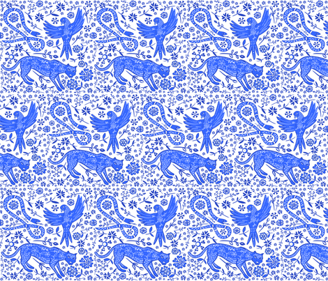 SCANDI PATTERN fabric by rb_designs on Spoonflower - custom fabric