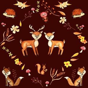 Scandinavian-Fall-Creatures