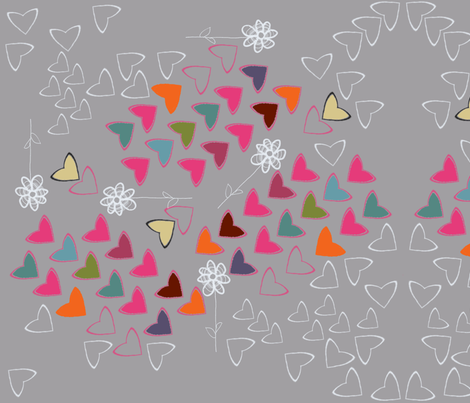 color away fabric by jessica_barber on Spoonflower - custom fabric