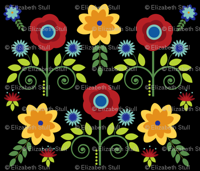 scandanavian-floral