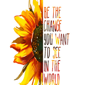 Be the Change 2 Yard
