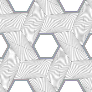 Hexagonweave