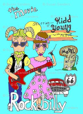 Rockabilly movie poster