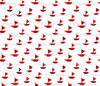 The Scarlet Sailes