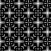 Kaleidoscope black