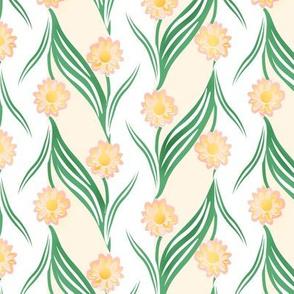 Retro Upsy Daisy Stripe 3