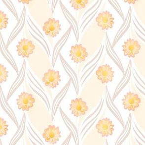 Retro Upsy Daisy Stripe 4