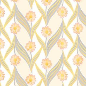 Retro Upsy Daisy Stripe 5