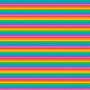 Gay Pride/Rainbow Stripes