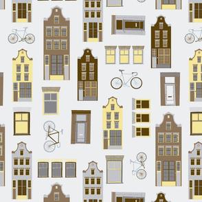 Amsterdam ecru