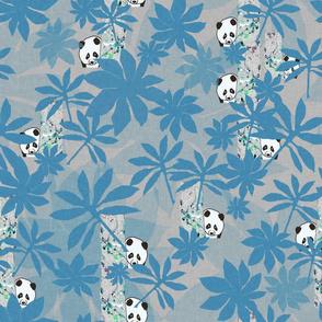 Peeping Pandas blues